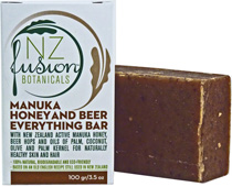 Manuka Honey and Beer Everything Bar