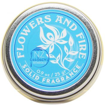 Flowers and Fire Solid Fragrance